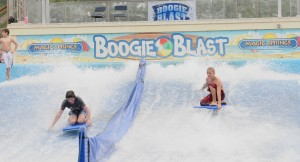 Boogie Blast at Magic Springs in Hot Springs. Photo by Z. Clift