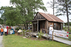 Cabin_White_County_Pioneer_Village_Spring_Open_House_TGS_0067