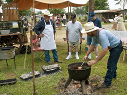 Dutch_Oven_White_County_Pioneer_Village_Spring_Open_House_TGS_0102