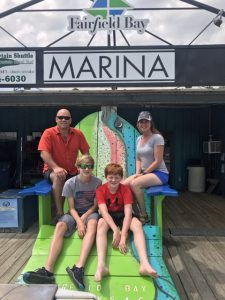 Fairfield_Bay_marina_chair_family