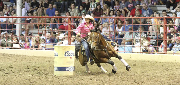 Fort_Smith_rodeo_barrel racer