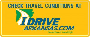 Information on Winter Road Conditions at IDriveArkansas com