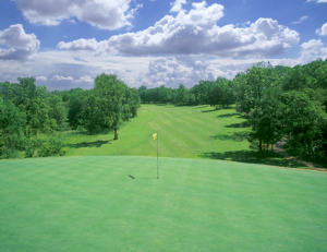 Stone Bridge Meadows Golf Course in Fayetteville.