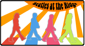 beatles at the ridge logo