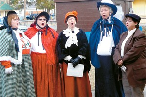 dickens in the park hoxie2