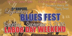 legendary blues festival