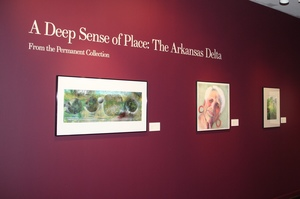 pine bluff arts and science delta exhibit