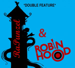rapunzel and robin hood