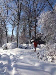 Snow Sets Records in Parts of Arkansas   Arkansas.com